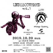 undiscovered vol.7